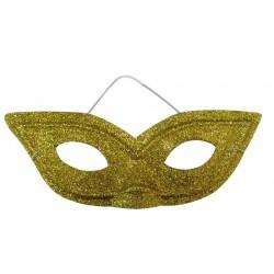 Masque Yeux Pailletes - 4 Col