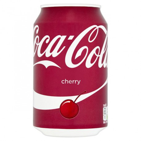 Bte 33Cl Cola Cherry Coke