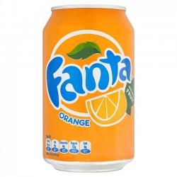 Bte 33Cl Fanta Orange