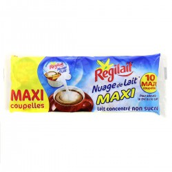 Regilait Régilait Concentré Non Sucré Entier Coupelle 14G X10