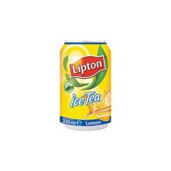 Lipton 330Ml Lemon Ice Tea