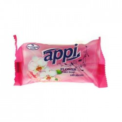 Appi 100G Flower Soap