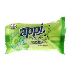 Appi 100G Natural Soap
