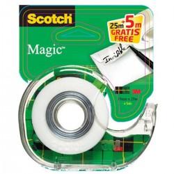 Scotch Ruban Magic+Dev. 25+5M