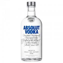 Absolut Blue Vodka 40%V Bouteille 70Cl