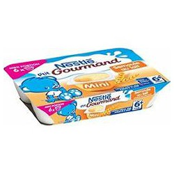 P.Gourmand Mini Semoul Lt6X60G