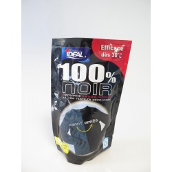 Ideal Teinture 100% Noir 400G
