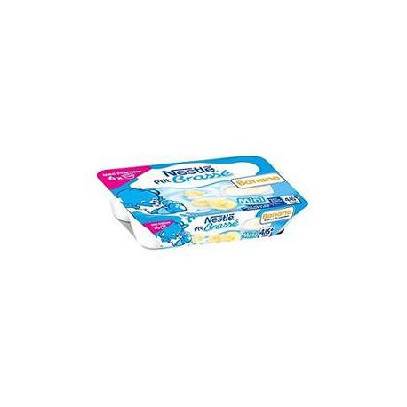 Pack 6X60G P Tit Brasse Banane Nestle