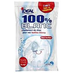 Ideal Teinture 100% Blanc 400G