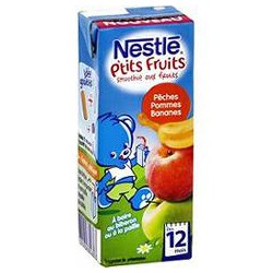 200Ml Smoothie Peche Pomme Banane Nestle