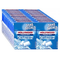10D Holywood Icefresh S/Sucre
